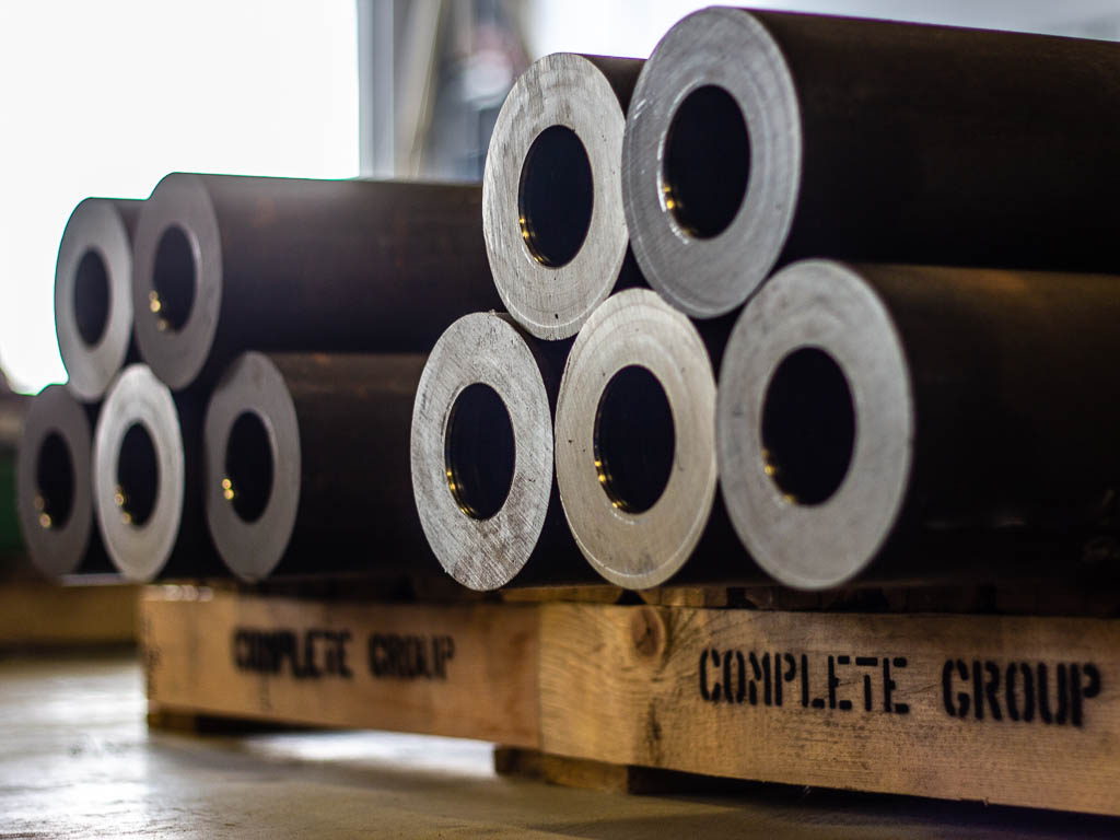 complete tubular products